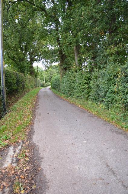 Buckhurst Lane