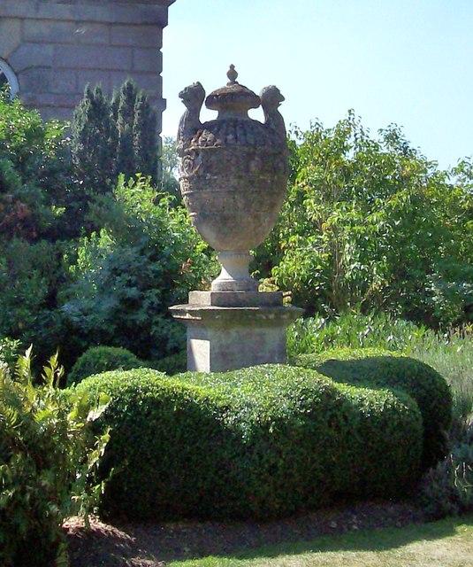 Petworth House, Urn