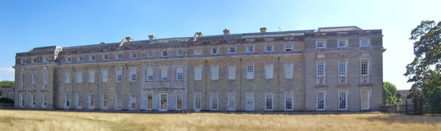 Petworth House, Front View