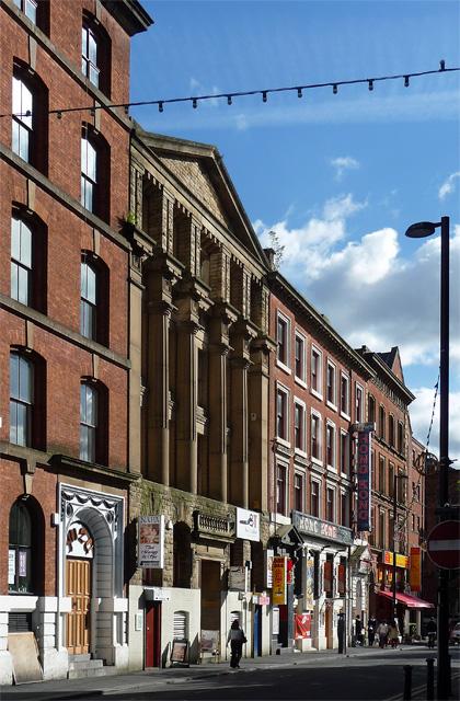 41-43 Faulkner Street, Manchester