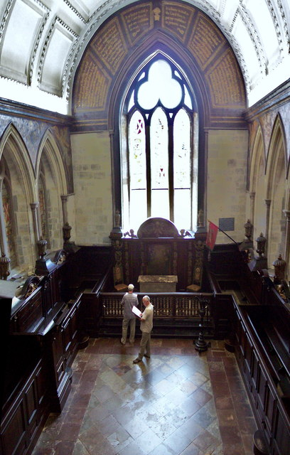 Petworth House, Chapel Altar