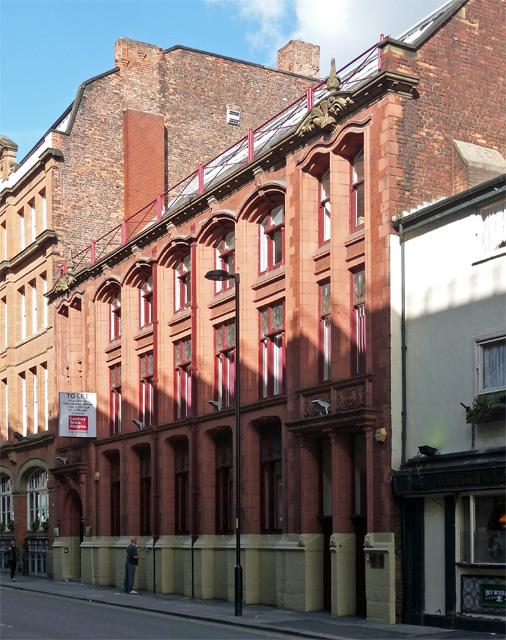 17 Bloom Street, Manchester