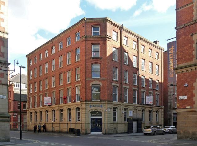 10 Minshull Street, Manchester