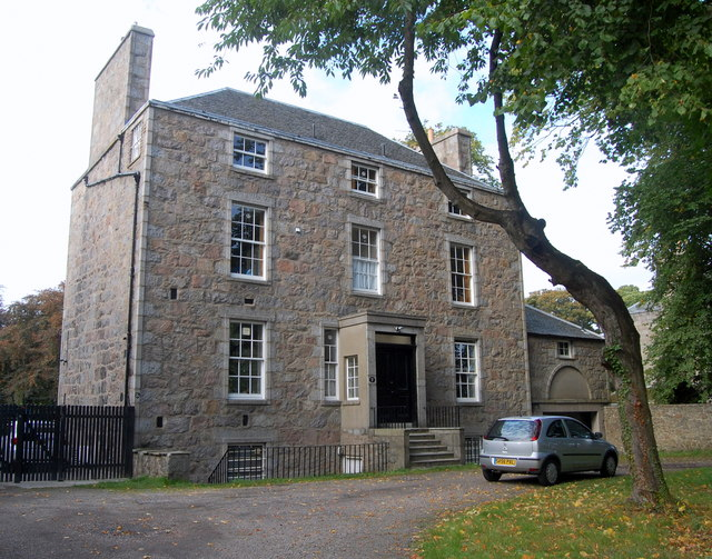 7 The Chanonry, Old Aberdeen