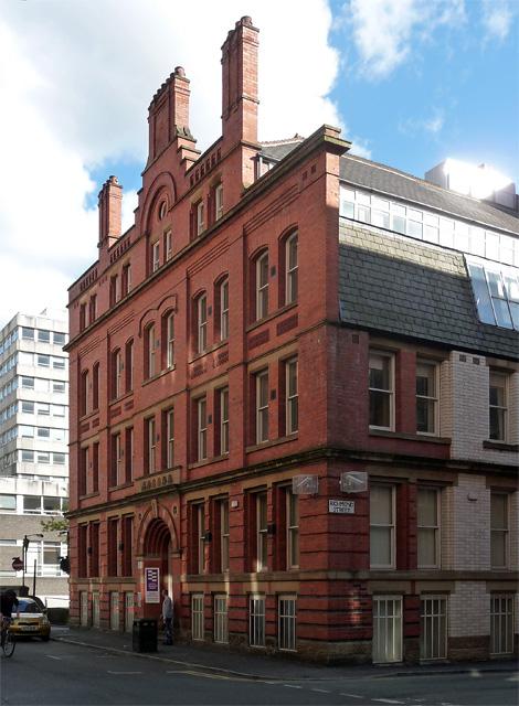 12 Minshull Street, Manchester