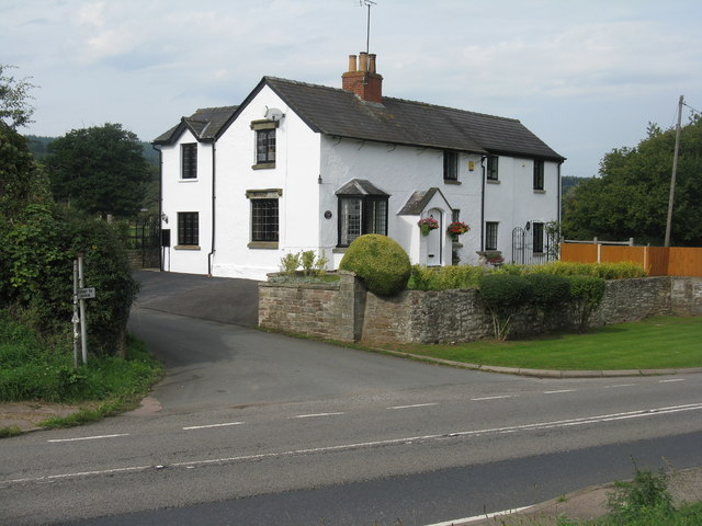 House on the A48