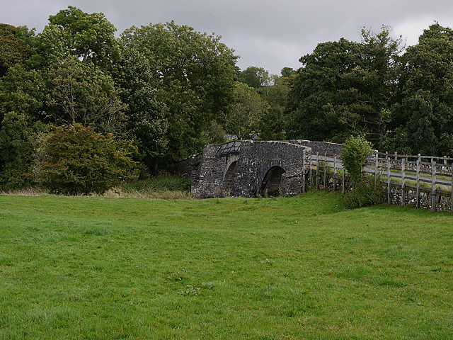 River bridge west of Rosgill