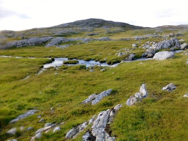 Looking Back Towards Beinn na h-Uidhe
