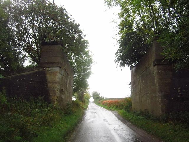 Bridge buttresses