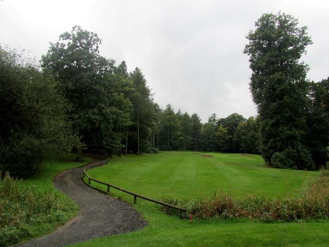 Rudding Park Golf Course Hole 14