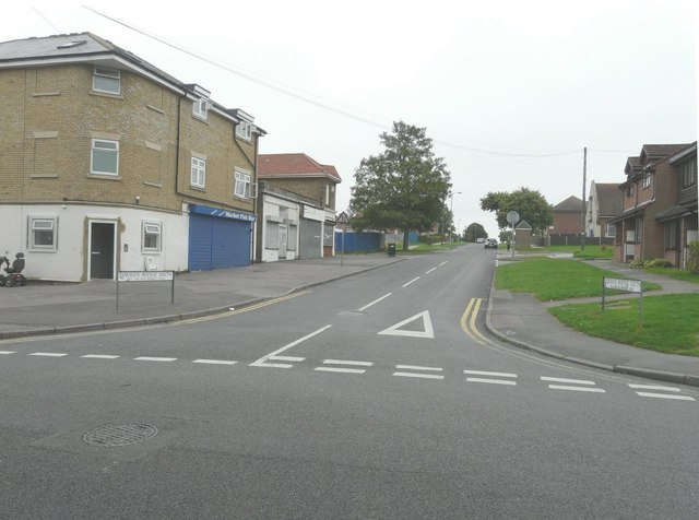 Dorman Avenue South