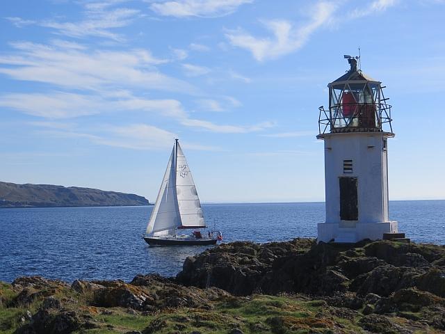 Lighthouse, Rubh' an Eun