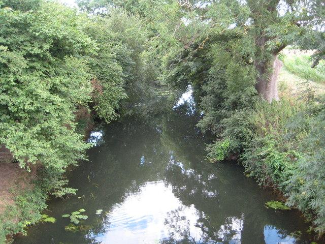 River Arun at Alfoldean Bridge (1)
