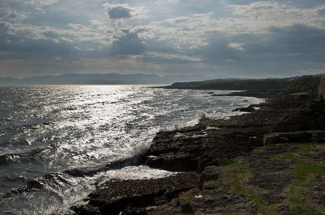 South of Moelfre