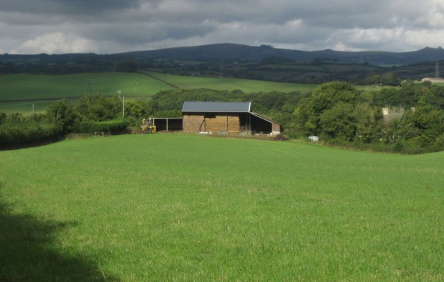 Barn, Heathfield Farm