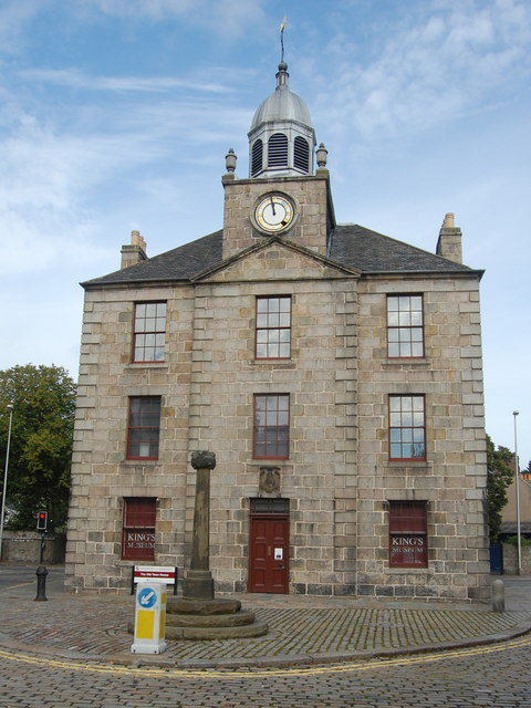 The Townhouse, Old Aberdeen