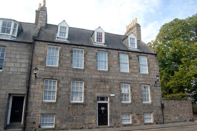 111 High Street, Old Aberdeen