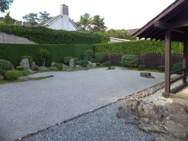 Dartington Hall Japanese Garden