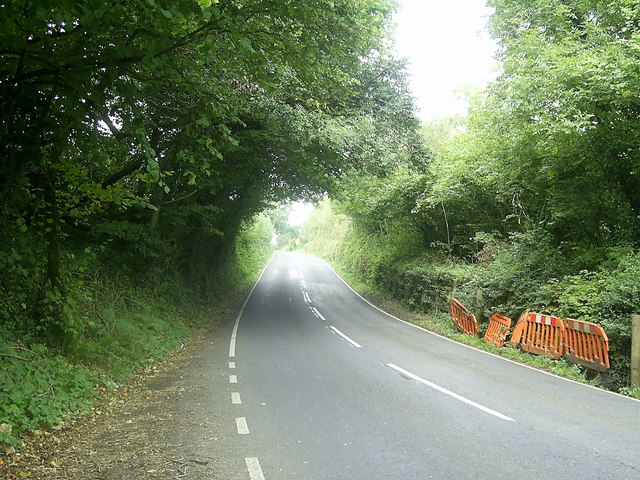 B4306 heading for Llannon