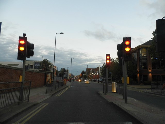 Park Royal Road