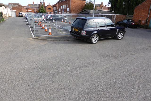 Public parking sold