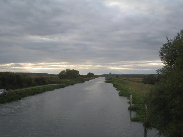 The River Witham