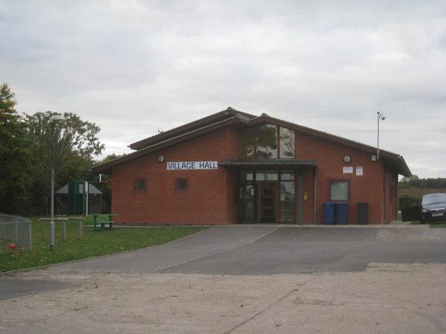 The Village Hall, Fiskerton