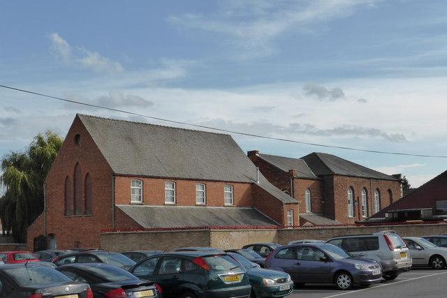 The Baptist Church