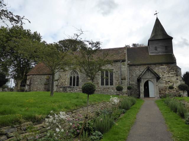 St Mary Magdalene Church, Wartling