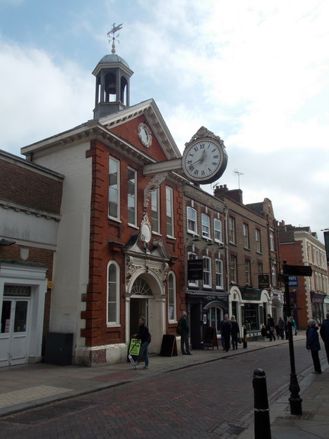 Rochester: the Clock House