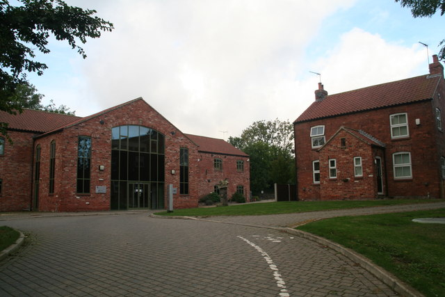 Buildings at Albion Mills