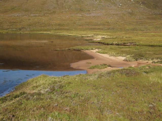 East end of Loch Gaineamhach Beag, Torridon