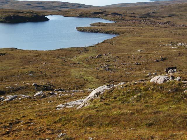 Loch na h-Uamhaig, Torridon