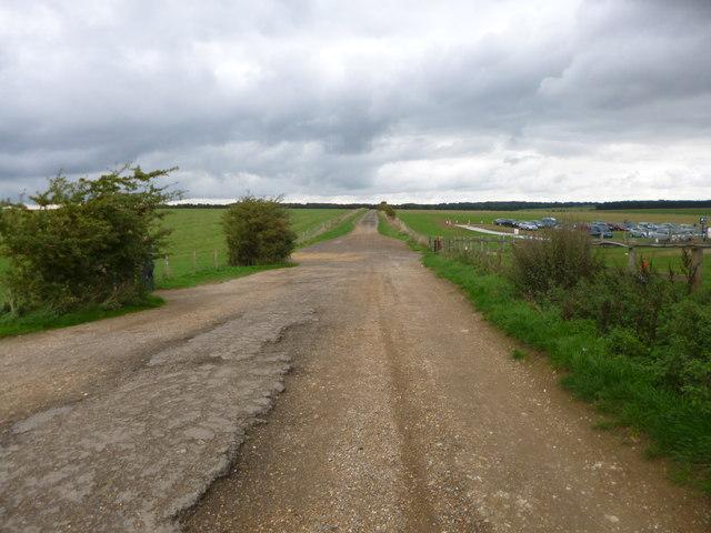 Stonehenge, byway