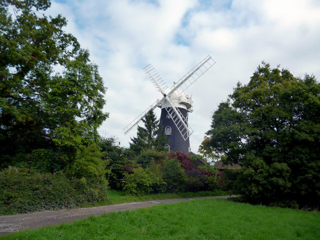 Wray Common:  Windmill
