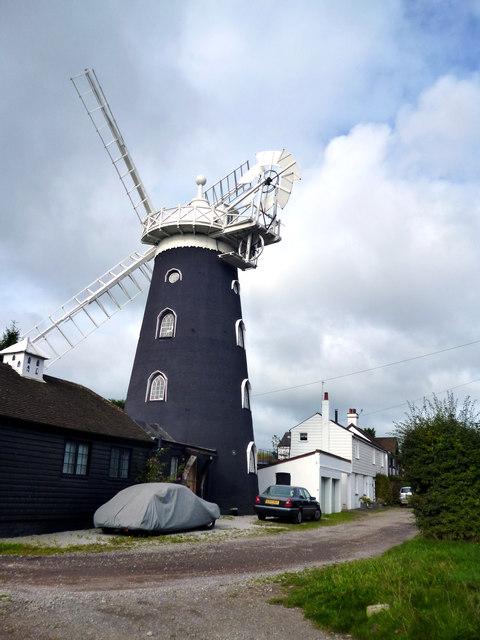 Wray Common:  Windmill