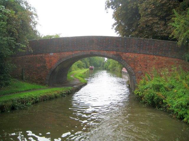 Grand Union Canal: Bridge Number 93