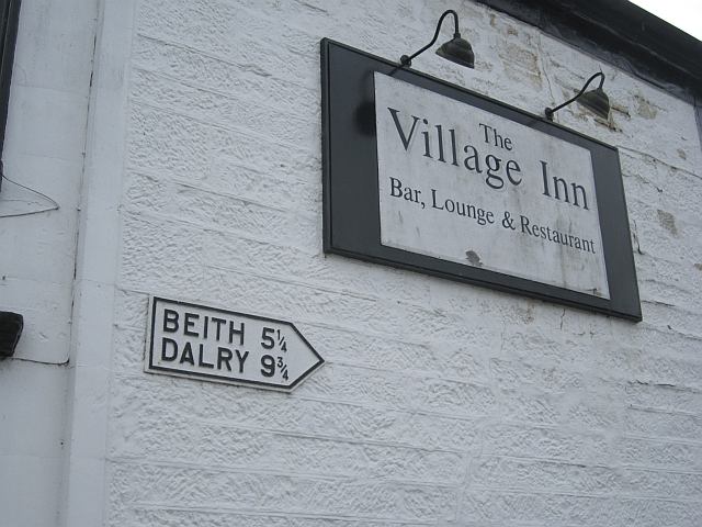 The Village Inn, Dunlop