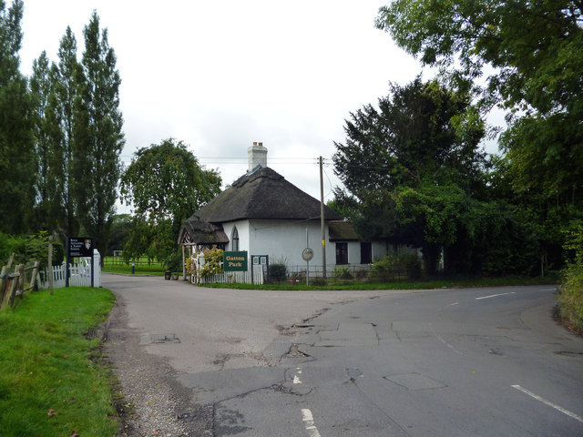 Gatton: North Lodge, Gatton Park