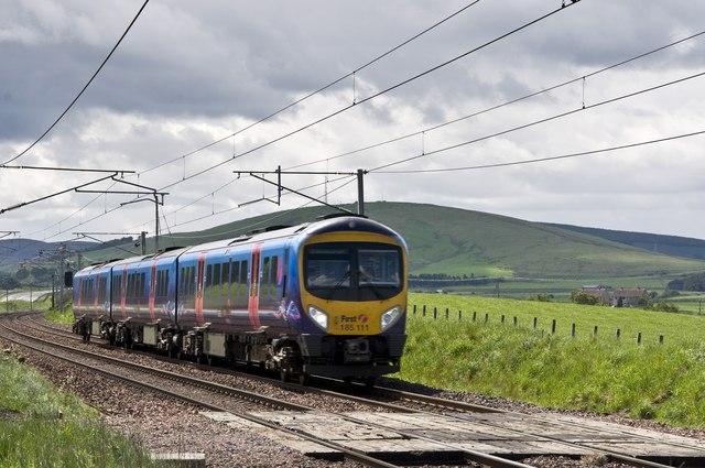 Railway near Wandel