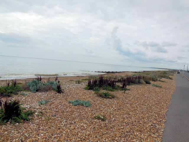 Beach at Rustington