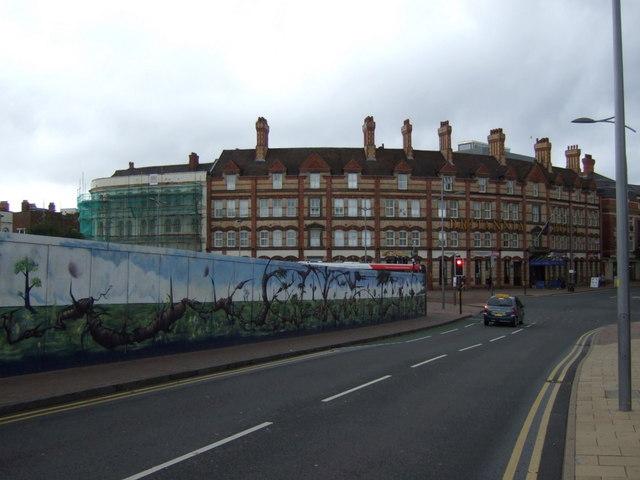 Britannia Hotel, Wolverhampton
