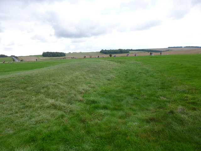 Stonehenge, ditch and embankment