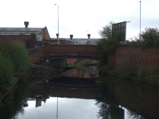 Bridge over Birmingham Canal, Wolverhampton Level