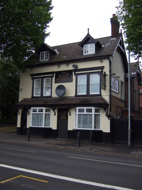 The Malt Shovel pub
