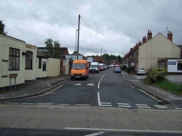 Fisher Street, Chapel Green