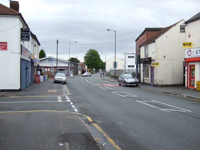 Walsall Road (B4464)