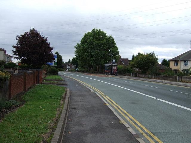 Wolverhampton Road West (B4464)