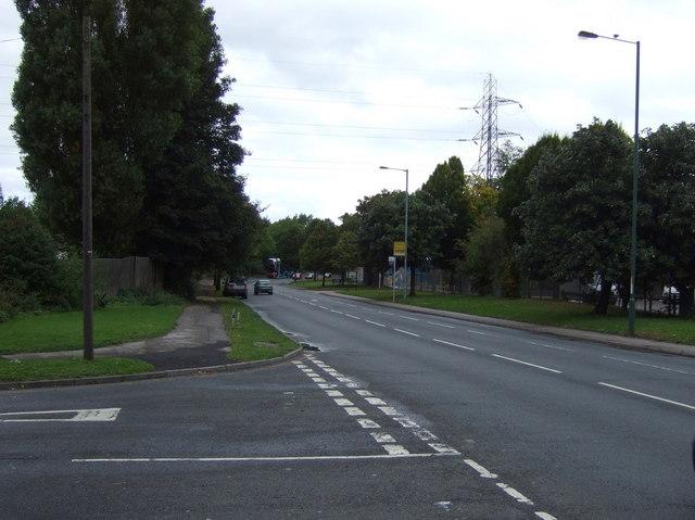 Bloxwich Lane