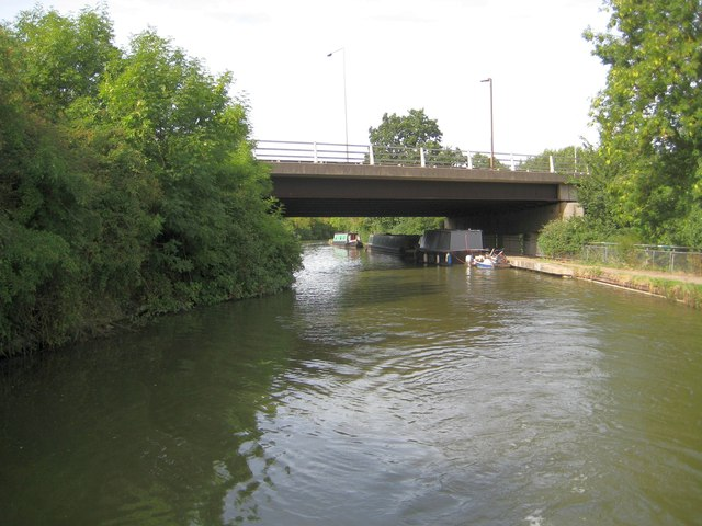 Grand Union Canal: Bridge Number 93A